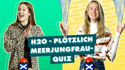 H2O – Plötzlich Meerjungfrau - Das ultimative Quiz für Fans!