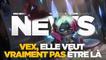 Vex, la première emo de League of Legends ?