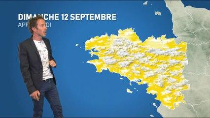 Bulletin météo pour le dimanche 12 septembre