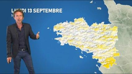Illustration de l'actualité La météo de votre lundi 13 septembre