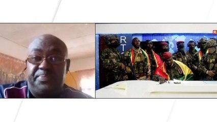 L'entretien du jour avec Ibrahima Diallo TELESUD 10/09/21