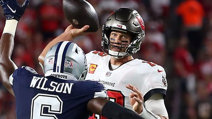 Cowboys v. Buccaneers Game BLASTED For Being Rigged After Ref CAUGHT On Hot Mic Making Up Penalties