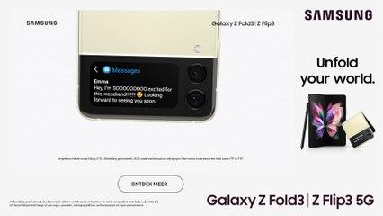 Samsung Belgique NL - Préroll habillé