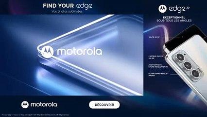 Motorola - Préroll habillé