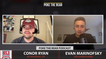 Bergeron's Future Is Unclear | Poke The Bear w/ Conor Ryan