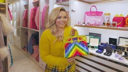 Inside Trisha Paytas' $500,000 closets