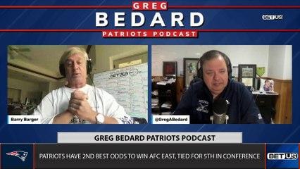 BetUs Oddsmaker Patriots Season Preview | Greg Bedard Patriots Podcast