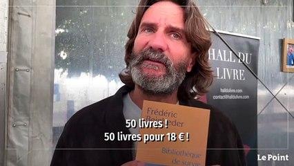 Frédéric Beigbeder : « Je suis complètement collapsologue ! »