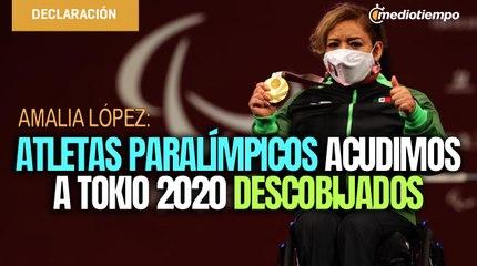 El Oro de Amalia Pérez que pudo perderse en Tokio 2020 por la falta de apoyos