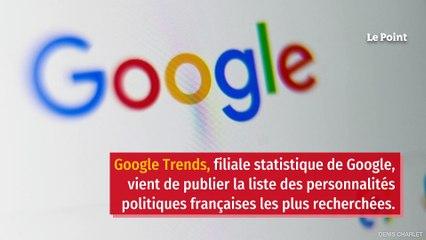 Google : Éric Zemmour écrase la concurrence à droite
