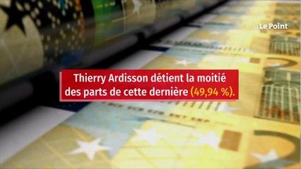 C8 condamnée à verser plus de 5 millions d'euros à Thierry Ardisson