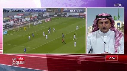 عبدالعزيز الزلال: لاعبي #الهلال يعانون بسبب خطة المدرب جارديم 4-4-2