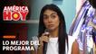 """América Hoy: Vania Bludau admitió que le prohibió a Mario Irivarren besarse en """"La Academia"""" (HOY)"""
