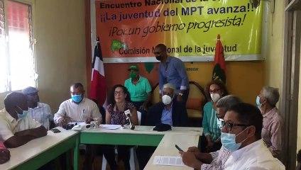 Organizaciones apoyan marcha contra presa de cola en Monte Plata