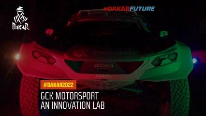 DAKAR FUTURE - GCK Motorsport, an innovation lab