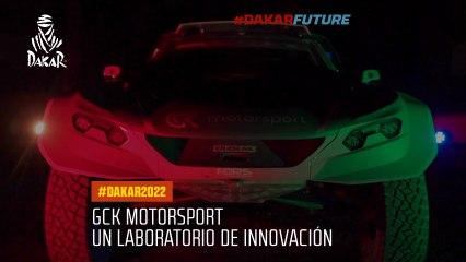 DAKAR FUTURE - GCK Motorsport, un laboratorio de innovación