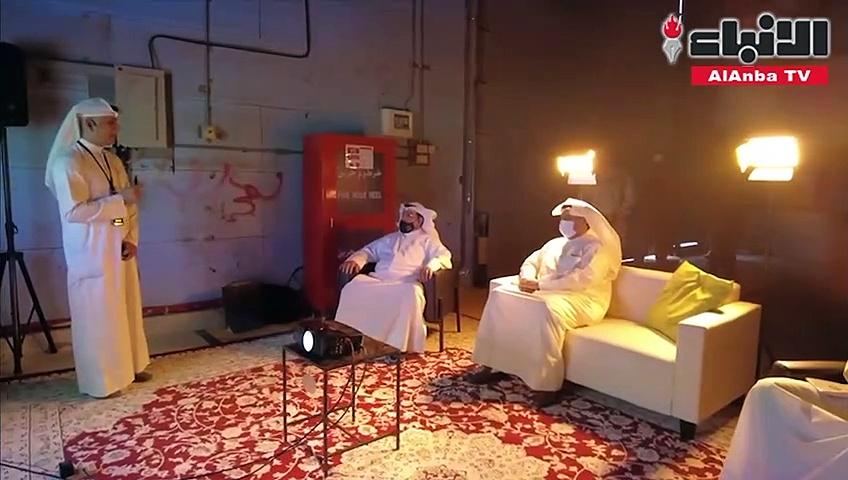 نائب رئيس مجلس الوزراء ووزير الدفاع الشيخ حمد جابر العلي