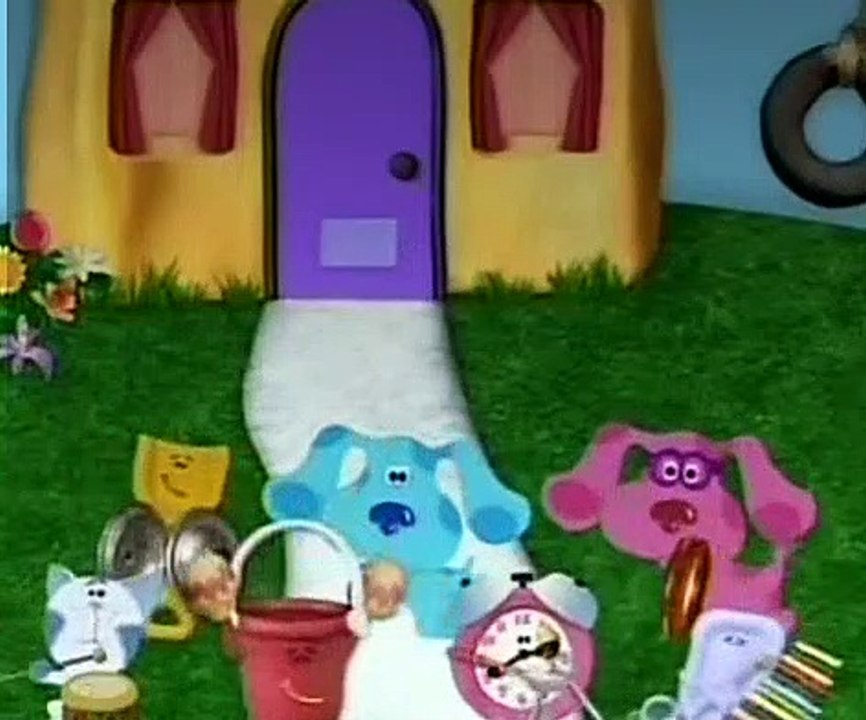 Blue's Clues - 6x08 - Soccer Practice - video Dailymotion
