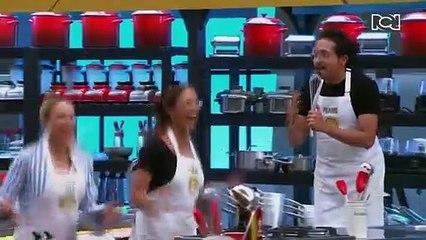 Viña Machado gana su primer pin de inmunidad