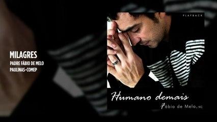 Padre Fábio de Melo - Milagres - (Playback)