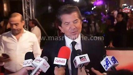 وليد توفيق: انا بحب اي تكريم من مصر