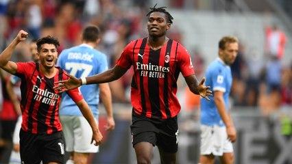 Milan-Lazio, Serie A 2021/22: gli highlights