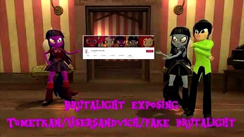 Brutalight Sparcake Exposing Tometkan/UserSavanach/wenae SFM/Fake Brutalight[With Evidences!]