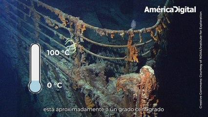 ¿El fin del Titanic? Investigadores alertan sobre su avanzado deterioro