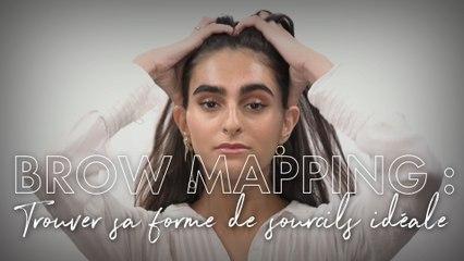 Brow Mapping : comment trouver votre forme de sourcils idéale