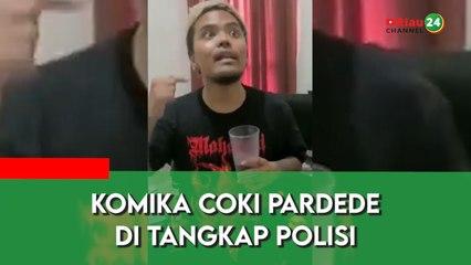 Video Coki Pardede Ditangkap Atas Kasus Narkoba, ini Kata Majelis Lucu Indonesia