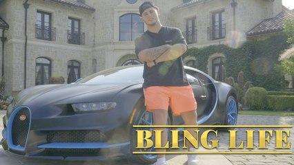 I Crashed My Dad's $3.5M Supercar | BLING LIFE