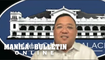 Why is Harry Roque in New York? ; 'to seek election in non-paying UN job,' he says