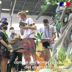 IUCN   Les jeunes et la nature : tous mobilisés !
