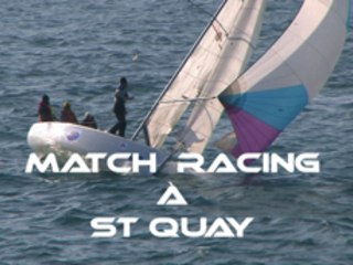 Match Racing St Quay Fevrier 2008