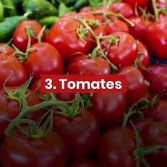 Reduce tu colesterol comiendo estos alimentos