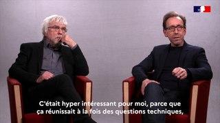 Faire équipe à l'Anah : Eric Lagandré et Franck Boutté