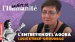 Lucie Stirer- Choubrac : «Nous sommes des personnels d'utilité sociales»