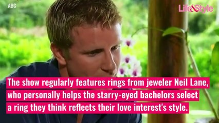 Bachelors Biggest Engagement Rings Of All Time!