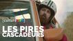Compilation Culture Pub - Les Pires Cascadeurs