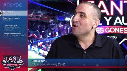OL, Strasbourg, Shaqiri, Guimares, Bosz, Glasgow Rangers, PSG : TKYDG avec Hugo Guillemet (L'Equipe)