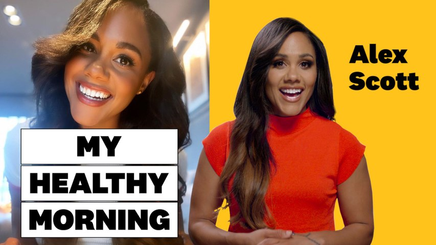 Alex Scott's Healthy Morning Routine: Go-To Breakfasts, AM Non-Negotiables and Her 5k Run Hack