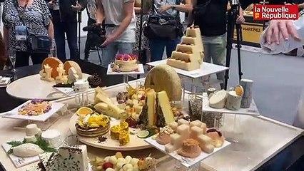 VIDEO.TOURS : Virginie Dubois-Dhorne reine des fromagers du monde