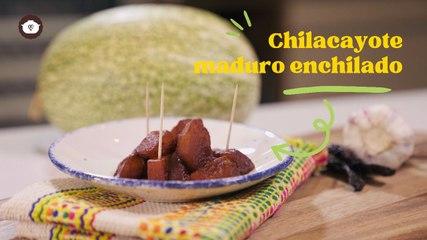 Chilacayotes maduros enchilados - Recetas veganas - Recetas de botanas