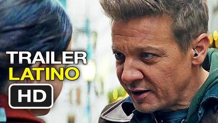 Hawkeye - Trailer Español LATINO [2021] Jeremy Renner