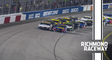 Saturday-night racing at Richmond in the NASCAR Playoffs