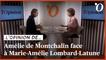 Amélie de Montchalin (LREM): «Zemmour prend en otage le débat public»