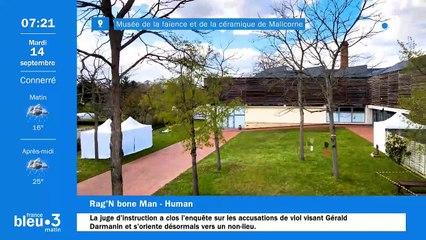 14/09/2021 - Le 6/9 de France Bleu Maine en vidéo