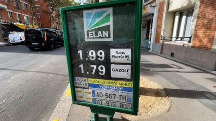 Dans cette station, le prix de l'essence frôle les 2 euros : « C'est de la folie»