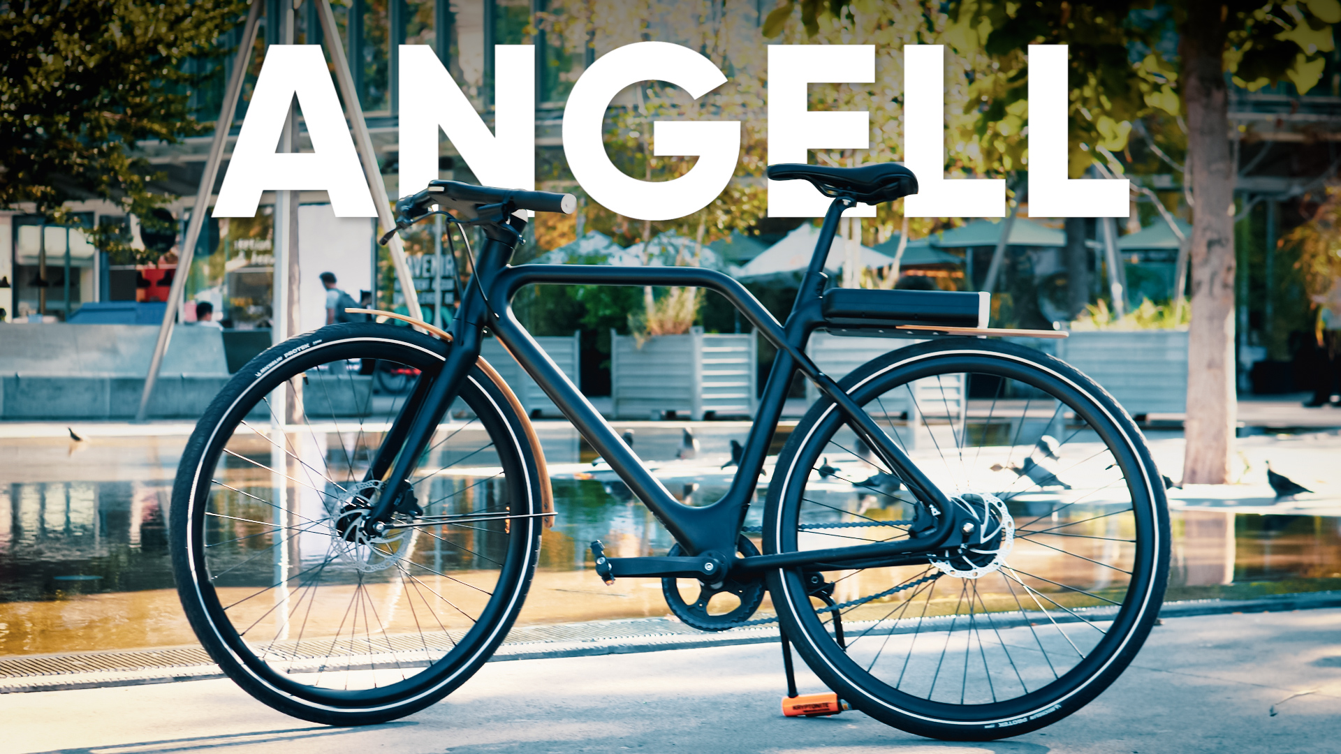TEST du vélo ANGELL : 99 problèmes (et ce vélo en est un)