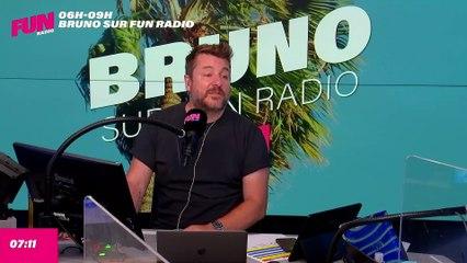 Bruno sur Fun Radio - L'intégrale du 14 septembre